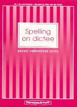 G.J. van der Keuken , Spelling en dictee