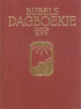 G.W.V. , Bijbels dagboekje