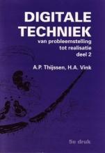 C.H. Eversdijk A.P. Thijssen  H.A. Vink, Digitale techniek 2