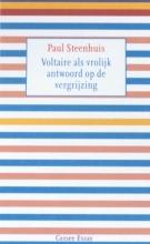 Paul  Steenhuis Voltaire als vrolijk antwoord op de vergrijzing