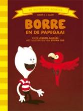 Jeroen  Aalbers Borre en de papegaai