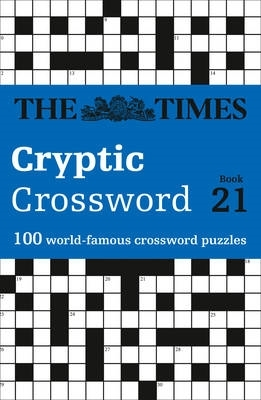 The Times Mind Games,   Richard Browne,The Times Cryptic Crossword Book 21
