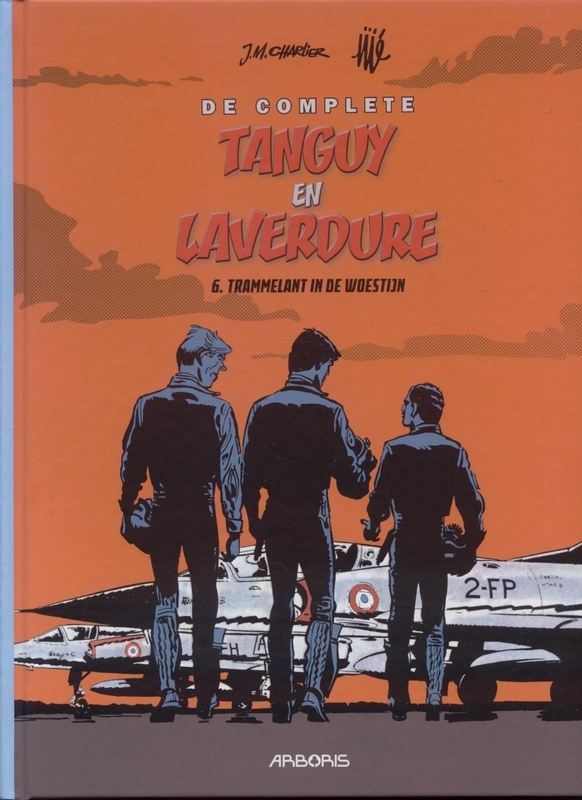 Jijé/ Charlier,,Jean-michel,Tanguy en Laverdure, de Complete Hc06