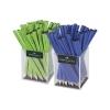, potlood Faber Castell Jumbo Grip 2001 2 bakjes van 36 stuks l.groen/blauw