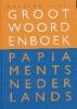 Florimon van Putte en Igma van Putte-de Windt, Groot woordenboek Papiaments-Nederlands