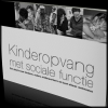 <b>Kinderopvang met sociale functie</b>,Een plaats waar kinderen, ouders, medewerkers en buurt elkaar ontmoeten