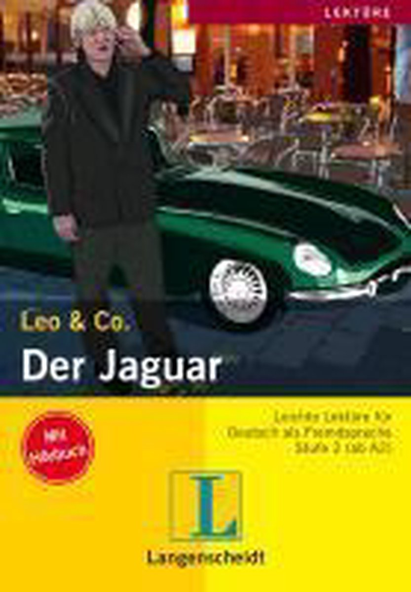 ,Der Jaguar + CD - A2