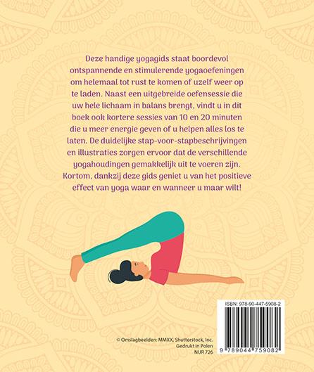 Jude Reignier,Basisboek Yoga