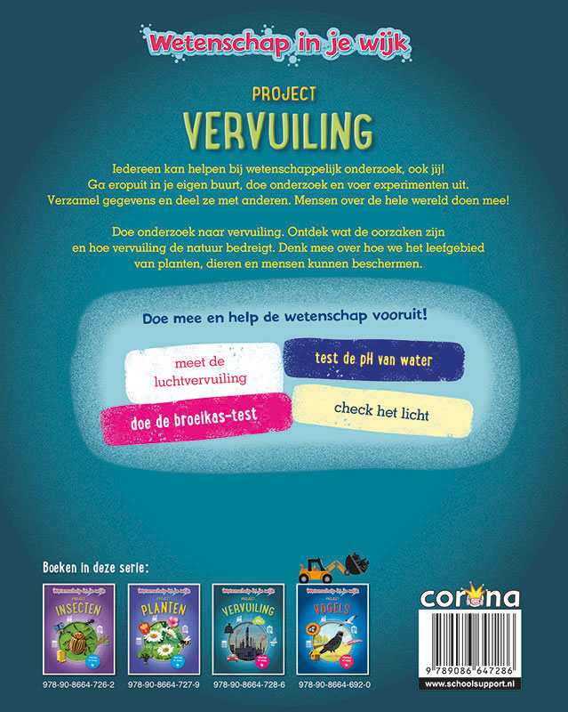 ,Project Vervuiling