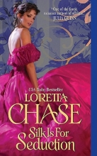 Chase, Loretta Lynda Silk Is for Seduction