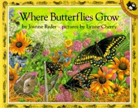 Ryder, Joanne Where Butterflies Grow