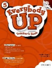 Everybody Up 5: Teacher`s Book with Test Center CD-ROM