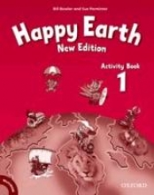 Parminter, Sue Happy Earth 1. Activity Book