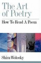 Wolosky, Shira The Art of Poetry