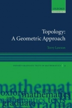 Terry (Professor of Mathematics, Tulane University) Lawson Topology: A Geometric Approach
