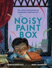 Rosenstock, Barb The Noisy Paint Box