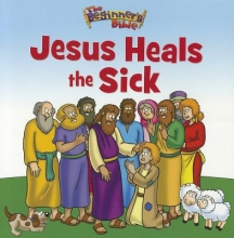 Zondervan The Beginner`s Bible Jesus Heals the Sick
