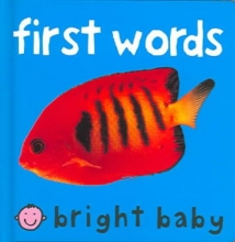 Priddy, Roger Bright Baby First Words