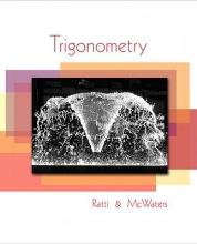 J. S. Ratti,   Marcus S. McWaters Trigonometry