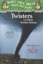 Osborne, Mary Pope,   Osborne, Will Twisters and Other Terrible Storms