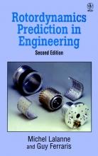 Lalanne, Michel Rotordynamics Prediction in Engineering