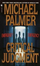 Palmer, Michael Critical Judgment