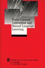 Rod Ellis Form-Focused Instruction and Second Language Learning