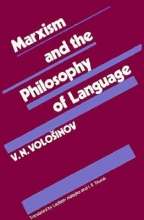 V.N. Volosinov Marxism and the Philosophy of Language