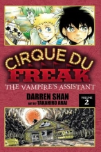 Shan, Darren Cirque Du Freak the Manga 2