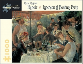 Renoir, Pierre-Auguste Pierre Auguste Renoir - Luncheon of the Boating Party