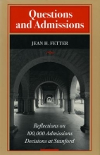 Fetter, Jean H. Questions and Admissions