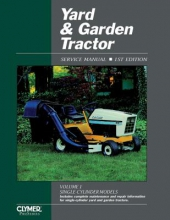 Penton Yard & Garden Tractor