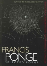 Ponge, Francis Selected Poems