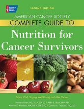 Abby S. Bloch American Cancer Society Complete Guide to Nutrition for Cancer Patients