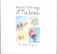 Gingras, Sandy Reasons to Be Happy at the Beach