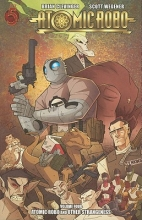 Clevinger, Brian Atomic Robo 4