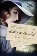 Grey, Iona Letters to the Lost