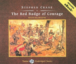 Crane, Stephen The Red Badge of Courage, with eBook