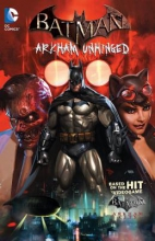 Fridolfs, Derek Batman Arkham Unhinged 1