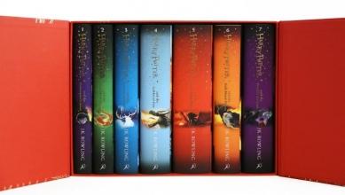 J.,K. Rowling Harry Potter Box Set