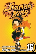 Takei, Hiroyuki Shaman King 16