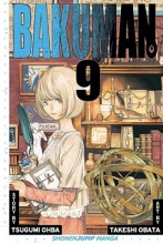 Ohba, Tsugumi Bakuman, Volume 9