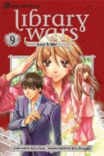 Library Wars Love & War 9