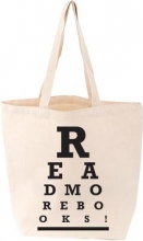 Read More Books Tote