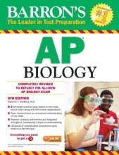 Deborah T. Goldberg Barron`s AP Biology with CD-ROM