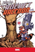 Young, Skottie Rocket Raccoon #5