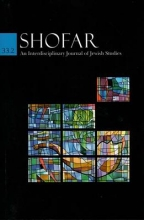 Shofar, Vol 33 #2