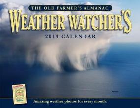 Nieskens, Amy The Old Farmer`s Almanac Weather Watcher`s Calendar