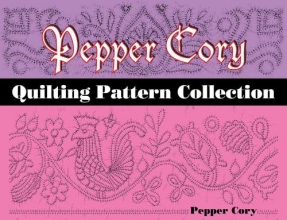 Cory, Pepper Pepper Cory Quilting Pattern Collection
