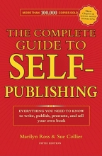 Marilyn Ross The Complete Guide to Self-Publishing
